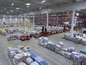 Mobilna przepakownia - autorskie rozwiązanie ID Logistics