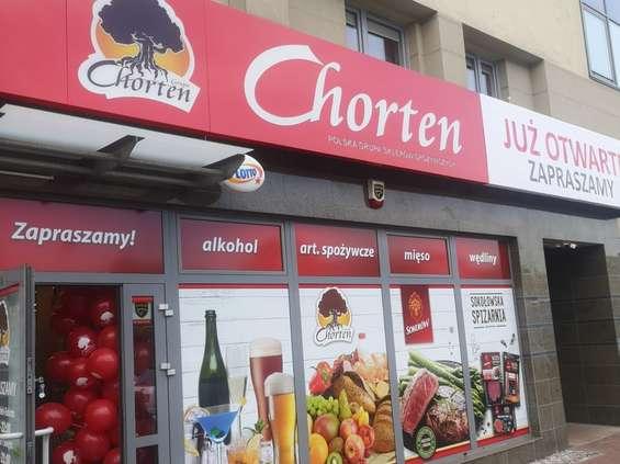 Grupa Chorten na południu Polski - 100 sklepów w rok