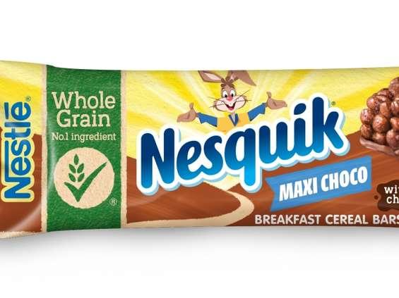 CPP Toruń-Pacific. Nestlé Nesquik Maxi Choco