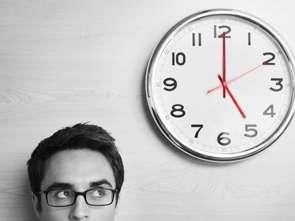 W zmianach czasu zmian nie widać