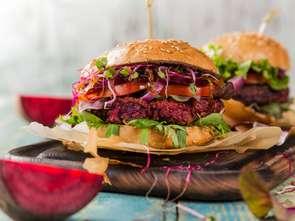 Roślinny burger jest ok, nabiał - nie