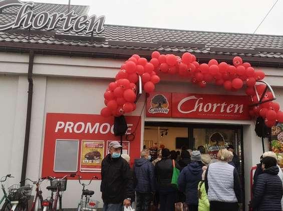 Grupa Chorten otwiera 2000. sklep