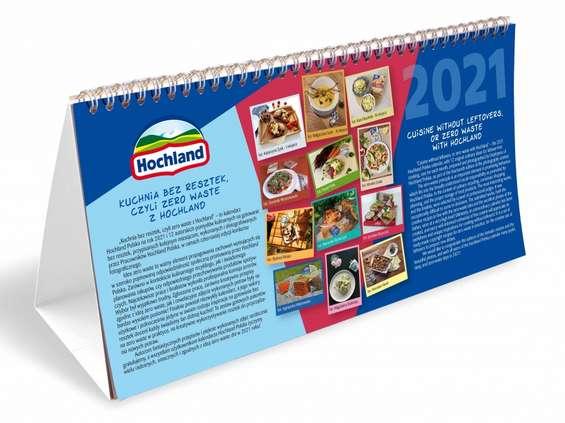 Hochland z nową edycją kalendarza firmowego