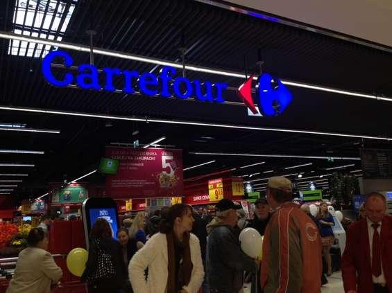 Carrefour z rekordem, ale nie w Polsce