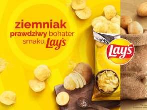 """""""Ziemniak. Prawdziwy bohater smaku Lay's"""""""