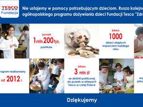 """Rusza kolejna edycja programu """"Zdrowo jeść"""""""
