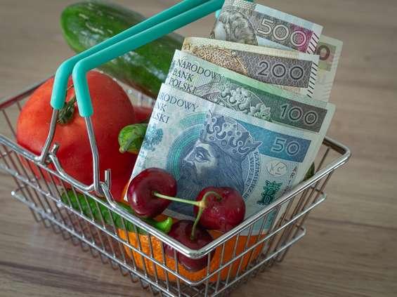 Inflacja lekko niższa od oczekiwań