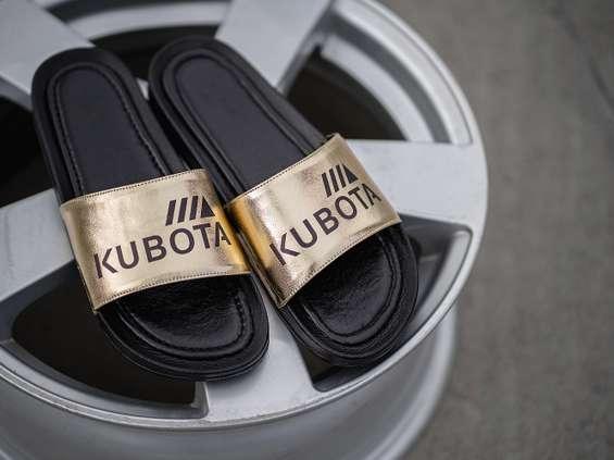 Kultowa marka Kubota w Blue City