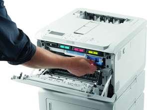 OKI wprowadza najmniejszą na świecie kolorową drukarkę