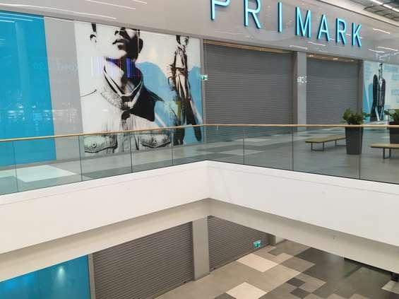 Primark: jeden sklep zamknięty, drugi szykuje się do otwarcia