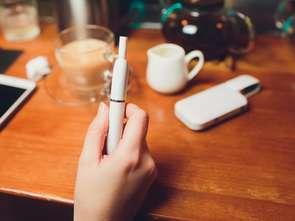 Podgrzewacze tytoniu: akcyza 5-krotnie niższa niż na papierosy