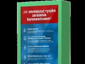 Smartec: dezynfekuje i przy tym reklamuje
