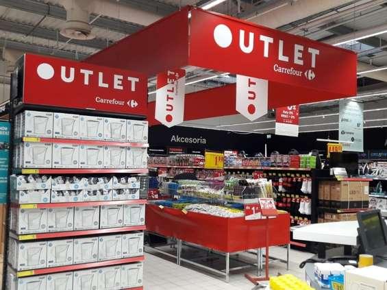 Carrefour stworzył strefę outlet
