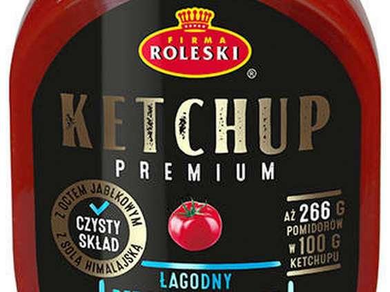 Roleski. Ketchup Premium Bez Cukru