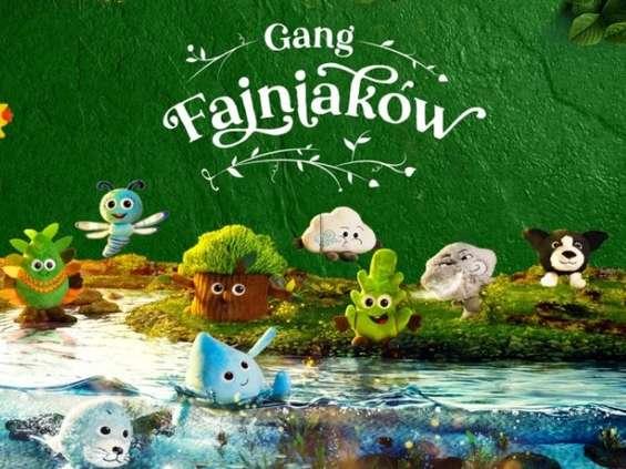 Biedronka finiszuje z akcją Gang Fajniaków