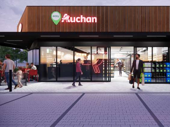 Auchan otwiera sklep na stacji bp. To dopiero początek