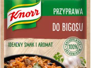 Unilever Polska. Nowe przyprawy Knorr