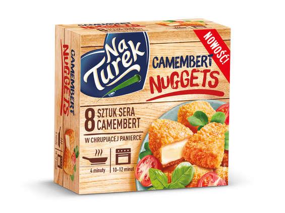Mleczarnia Turek. NaTurek Camembert Nuggets