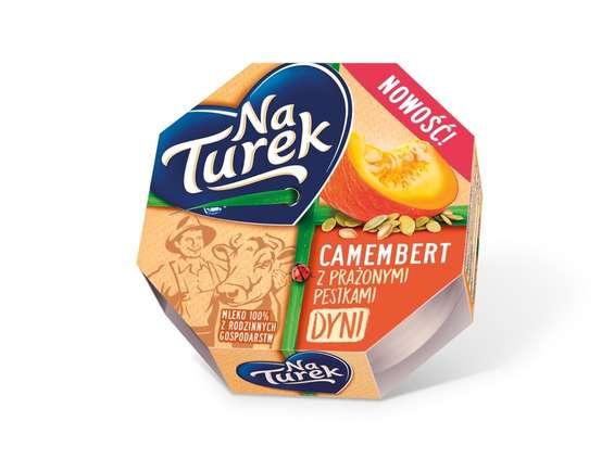 Mleczarnia Turek. NaTurek Camembert