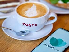 Costa Coffe nie marnuje