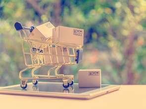 Sprzedaż przez internet nieustannie rośnie