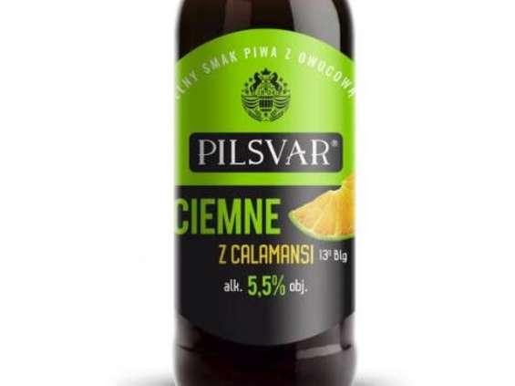 Pilsweizer przygotował na zimę piwo Pilsvar Ciemne z Calamansi