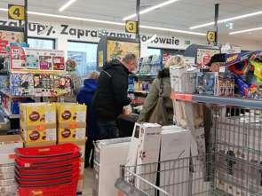Limity w sklepach to fikcja