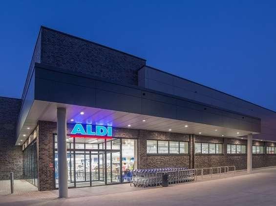 Aldi otwiera trzy sklepy jednego dnia