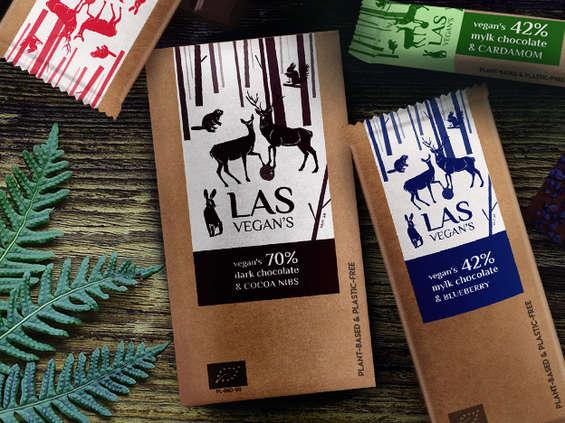 Wegańska czekolada szuka inwestorów