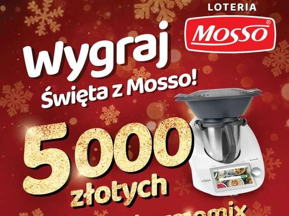 Wygraj Święta z Mosso!