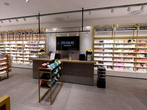 Douglas otwiera nowy koncept perfumerii