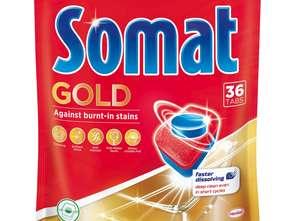 Henkel Polska.  Tabletki do zmywarki Somat Gold