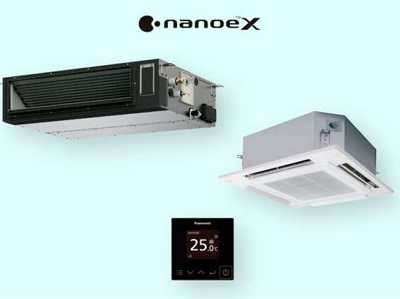 Panasonic wprowadza klimatyzacyjny Conex