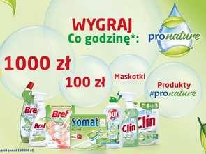 Henkel promuje produkty z linii Pro Nature