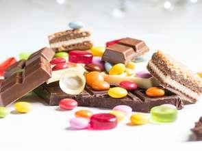 Słodycze kuszą najbardziej