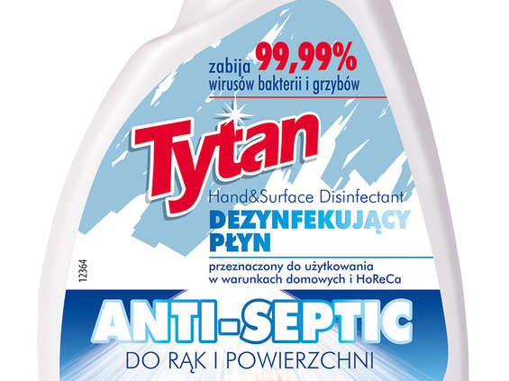 Zakłady Chemiczne Unia. Tytan Anti-septic