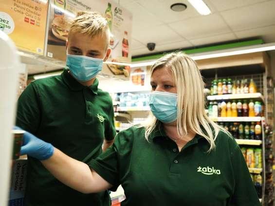 Stażyści w Żabce - sieć szuka pracowników
