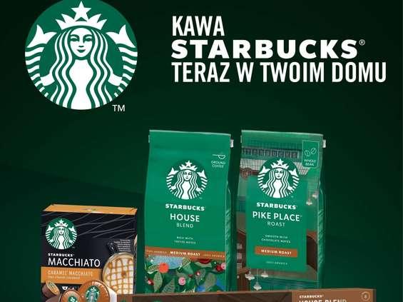 Nestlé Polska. Kawy Starbucks