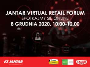Jantar Virtual Retail Forum już 8 grudnia