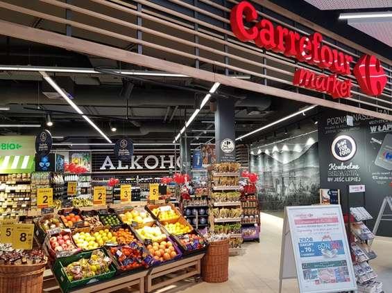 Carrefour otworzył unikalny supermarket [GALERIA]