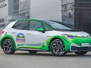 Hochland stawia na samochody elektryczne