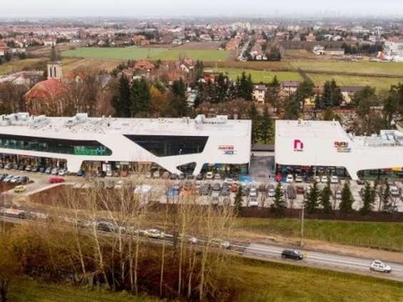 Napollo i Immofinanz planują nowe parki handlowe