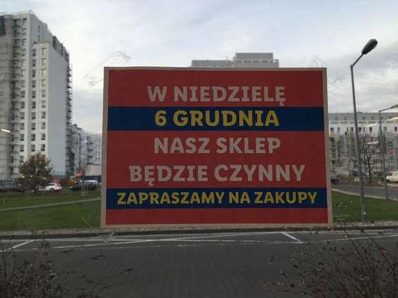 """""""Solidarność"""": 6 grudnia jedną wielką klapą"""