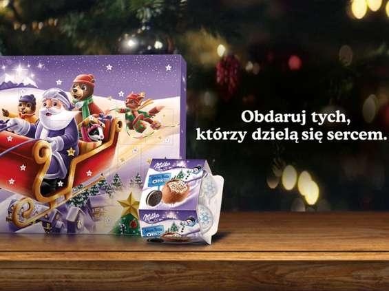Milka ponownie inspiruje na Święta