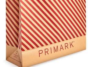 Primark: z torby zakupowej papier prezentowy
