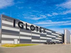 Iglotex: nowy zakład w Skórczu, zbudowany po pożarze, już działa