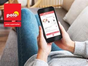 Polomarket z płatnością w aplikacji