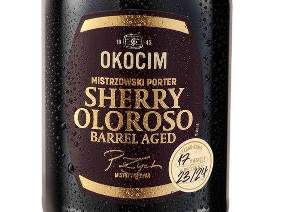 Porter Sherry Oloroso Barrel Aged