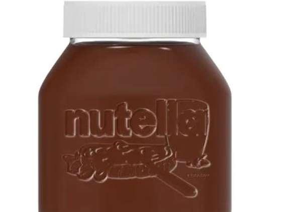 Nutella w słoiku... wielokrotnego użycia