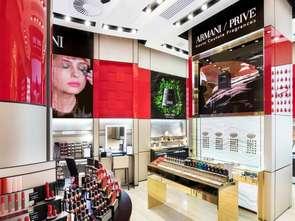 Butik Giorgio Armani Beauty zawitał do Polski